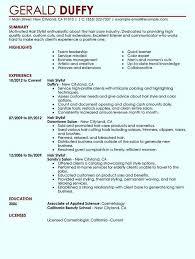 Housekeeping Resume Sample Fresh 4220 Best Job Resume Format Images ...