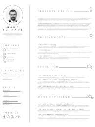 Lebenslauf Design Tipps F R Die Kreative Bewerbung Karrierebibel De
