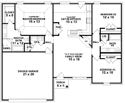 simple 3 bedroom house plans without garage 4 bedroom house plans one story no garage beautiful