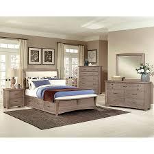 Chambers Dual Storage 6 Piece King Bedroom Set