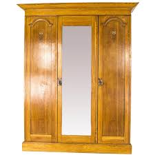 armoire furniture antique. Marvelous Antique Wardrobe Armoire Single Walnut Mirror Fronted Victorian Pic Furniture T