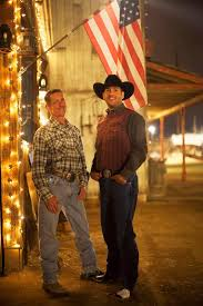 Personal websites of gay cowboys