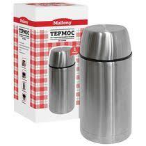 <b>Термос</b> Mallony SE1000B <b>суповой 1 л</b> купить с доставкой по ...