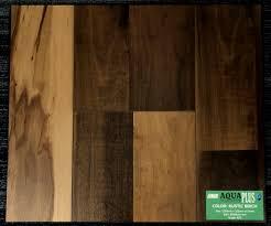 rustic birch naf aqua plus 4 5mm vinyl flooring image