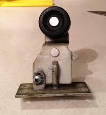 pocket door track replacement