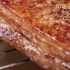 Image result for crispy bbq pork belly NTD