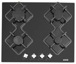 Газовая <b>варочная панель AMIR</b> PG6040 G RSTB — купить по ...