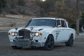 No Reserve 1979 Rolls Royce Silver Shadow Ii Turbo 4 Speed For Sale