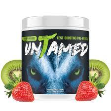 untamed test boosting pre workout 5017049