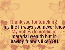 Appreciation Quotes For Friends Stunning ThankYou Quotes Wishes Sayings Messages Images Yo Quotes
