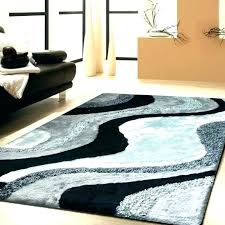gray and tan area rug black rugs teal