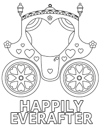 17 Wedding Coloring Pages For Kids