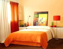bedroom colors orange. Bedroom Colors Orange Small Master Design Ideas Stunning Interior B