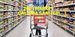 Market çalışma saatleri genelgesi 2021 | 2021 market çalışma saatleri |  Marketler kaçta açılıyor, kapanıyor?