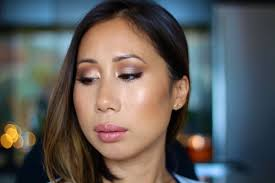 glam makeup look anastasia beverly hills master palette by mario by facemadeup
