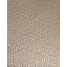 aspect x cm polypropylene chevron indoor outdoor rug grey dark gray