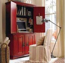 home office armoire. Home Office Armoire Stylish Campton Smart Technology Desa Ming Red Traditional Regarding 3 F