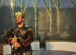 by his wife guenevere with nemesis lancelot in the al camelot set to run at imagination theater in placerville playing march 23 to april 15