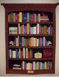 Bookcase Quilt Pattern