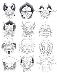 демоны японии 24 тыс изображений найдено в яндекскартинках Cool
