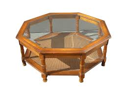vintage glass top coffee tables cozy home 3618 2716