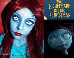 sally nightmare before makeup tutorial hd pictures