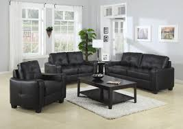 Leather Chair Living Room Awesome Living Room Ideas Black Leather Sofa Greenvirals Style