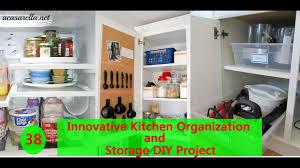 Kitchen Organization 38 Innovative Kitchen Organization And Storage Diy Project Youtube
