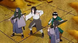 Truyền Nhân Cửu Vĩ Hồ - Naruto Shippuuden - Tập 405 - Hai người bị giam