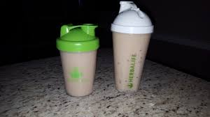 my two herbalife meals