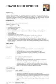 Youth Worker Resume samples