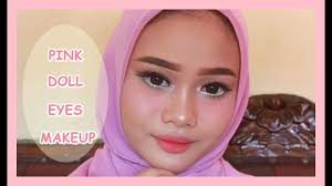 pink doll makeup tutorial makeup ala ala barbie asayunda makeup