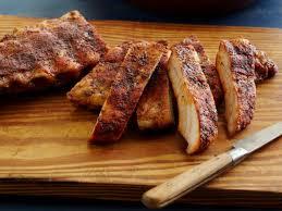 dry rub ribs memphis dave s dinners recipe dave lieberman food network