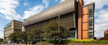 the indoor sports centre is located at the heart of the university cus on tyndall avenue
