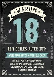 Sprüche 18 Geburtstag Lustig Kurz Royaldutchgenetics