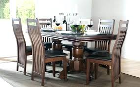 extendable dining table set extendable dining table set dark wood dining table set extending dining table