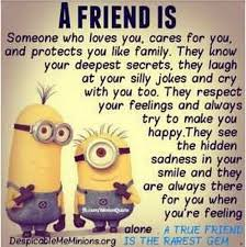 Minion Quote About Friendship Pictures Photos And Images For Classy Aboutfriendshep