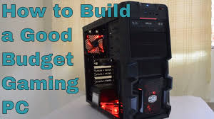 gaming pc build for january 2017 how to choose pc parts wisely plete guide you
