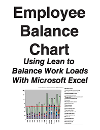 Employee Balance Chart Available As A Microsoft Excel