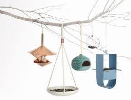modern bird feeders  stylish bird houses