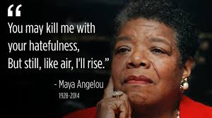 Maya Angelou Quotes Inspiring Words To Mark Anniversary Of Her