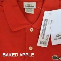 Lacoste Polo Shirt Color Chart The Shopping Bug Lacoste Classic Polo Shirts Color Chart