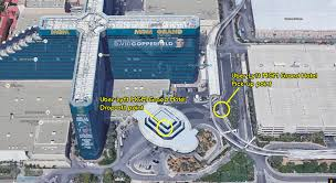 mgm grand hotel  casino uberlyft pickupdropoff point  las vegas