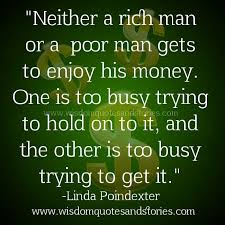 Quotes About The Rich And Poor