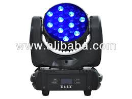 Inno Light New Inno Color Led Beam 4in1 Rgbw 36 3w Led Moving Head