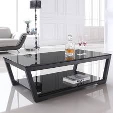 Coffee Table Modern Inspiring Modern Glass Coffee Table As Fancy Furniture Styles