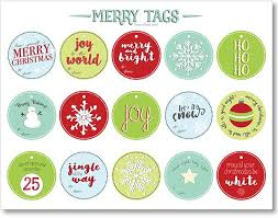 Free Printable Christmas Gift Tags And Labels Live Craft Eat
