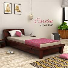 single bed size design. With A Classic Design And Modern Attitude Of Carden Single Bed Size