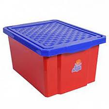 Детский ящик для хранения игрушек Пластик Репаблик малый ...