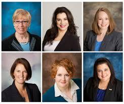 business headshot of boise women